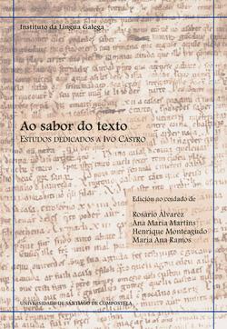 Ao Sabor Do Texto. Estudios Dedicados A Ivo Castro