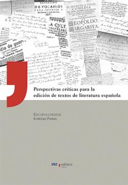 Perspectivas Criticas Edicion De Textos Lit.Española