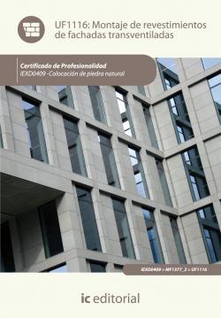 Montaje de revestimientos de fachadas transventiladas