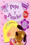 PEPA Y PANCHO CON PEGATINAS