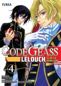 Code Geass Lelouch nº4