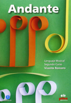 Andante 2ºcurso lenguaje musical