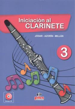 INICIACIÓN AL CLARINETE VOLUMEN 3
