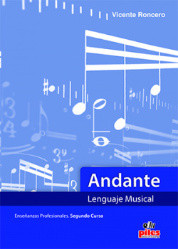 Andante 2ºcurso grado medio lenguaje musical