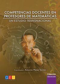 Competencias docentes en profesores de matemáticas