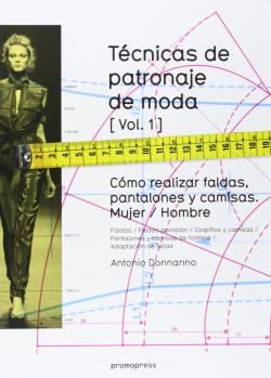 T�CNICAS DE PATRONAJE DE MODA