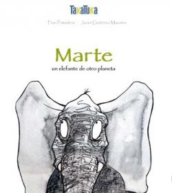 Marte Un Elefante De Otro Planeta