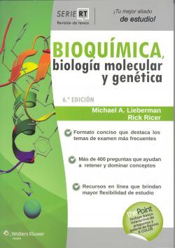 Bioquímica, biología molecular y genética