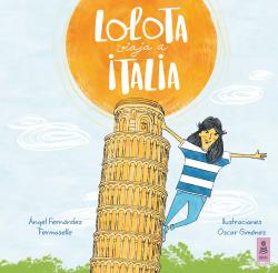 LOLOTA, 4 VIAJA A ITALIA