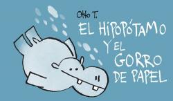 El hipopótamo y el gorro de papel