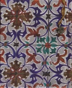 Cuaderno Alfama flor lis