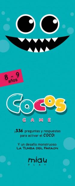 Cocos game 8-9 años