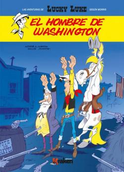 Lucky Luke y el hombre de Washington