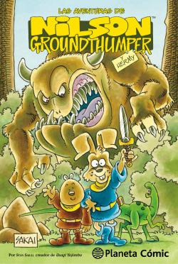 Las aventuras de Nilson Groundthumper y Hermy