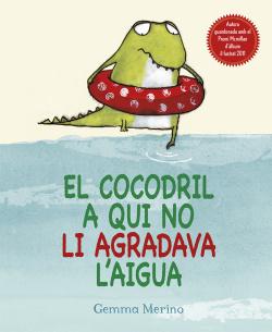 El cocodril a qui no li agradava l´aigua
