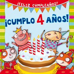 CUMPLO 4 AÑOS!