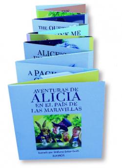 Aventuras de Alicia en el pais de la maravillas