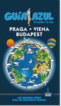 Guia Azul Praga-Viena-Budapest