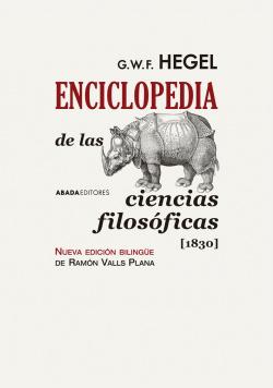 ENCICLOPEDIA DE LAS CIÉNCIAS FILOSÓFICAS 1830
