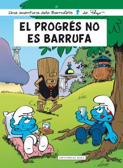 El progrés no es barrufa