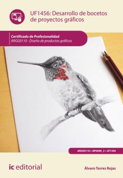 DESARROLLO DE BOCETOS DE PROYECTOS GRAFICOS UF1456