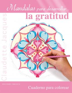 Mandalas para desarrollar...la gratitud