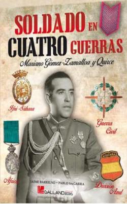 SOLDADO EN CUATRO GUERRAS