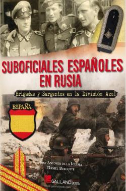 Suboficiales españoles en Rusia