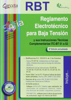 (15).REGLAMENTO ELECTROTECNICO PARA BAJA TENSION.(6ª ED.)