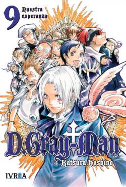 9.D.Gray-Man.Nuestra esperanza