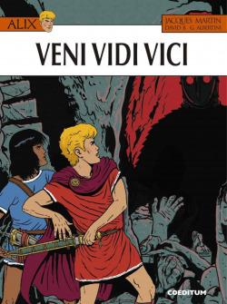 ALIX 37: VENI VIDI VINCI