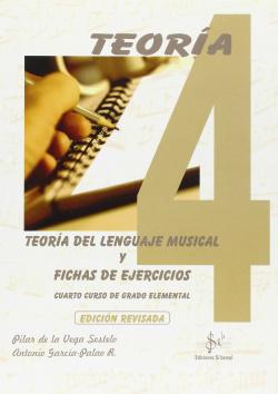 4.TEORIA DEL LENGUAJE MUSICAL Y FICHAS EJERCICIOS.(ELEMENTA