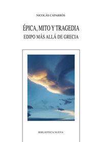 EPICA MITO Y TRAGEDIA