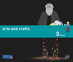 (15).ARTS AND CRAFTS 3º.PRIM.*PLASTICA INGLES* (SAVIA)