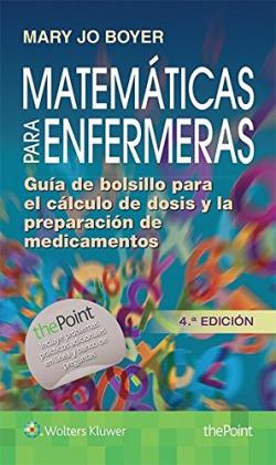 Matemáticas para Enfermeras.
