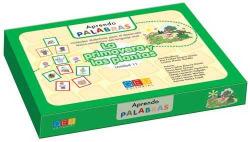 APRENDO PALABRAS 11. LA PRIMAVERA Y LAS PLANTAS