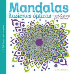 Mandalas ilusiones ópticas