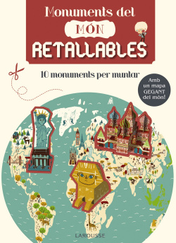 Monuments del món:retallables