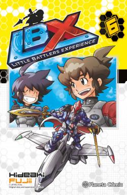 Little Battlers Experience (Lbx) Nº06/06