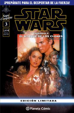 Star wars episodio II Primera parte