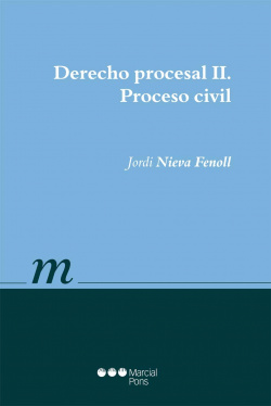 Derecho procesal. Proceso civil volumen II