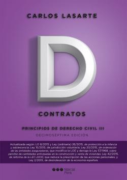 Principios de derecho civil:contratos