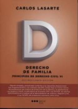 Derecho de familia, principios de derecho civil