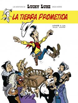 LUCKY LUKE CLASSICS 9/LA TIERRA PROMETIDA