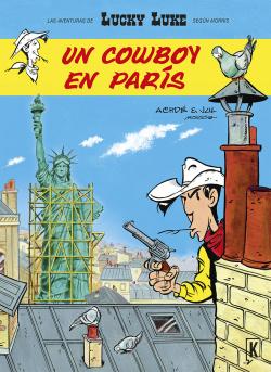 UN COWBOY EN PARÍS