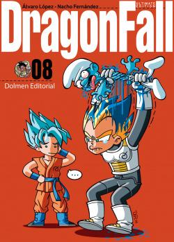 DRAGóN FALL INTEGRAL 8