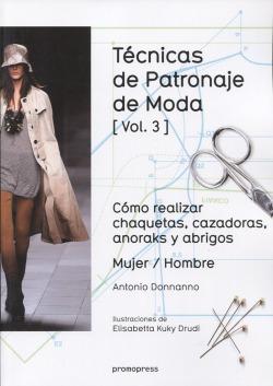 TECNICAS DE PATRONAJE DE MODA