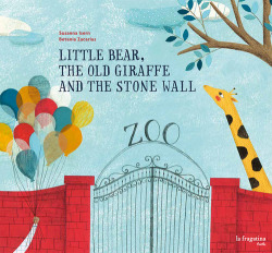 LITTLE BEAR, THE OLD GIRAFFE AND THE STONE WALL