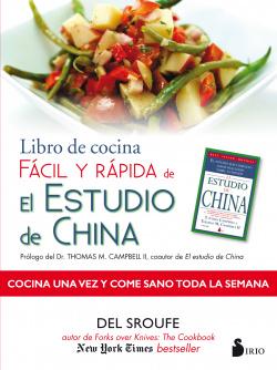 LIBRO COCINA FáCIL Y Rápida ESTUDIO CHINA