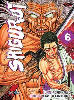 Shigurui, 6 (Ne)